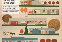 Mid century modern / by Margot Bloom Artist
