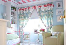 Girls Rooms / by Melanie Robertson