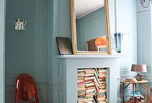 Fireplace and Mantel Inspiration / by Kathryn Humphreys
