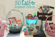 Holidays - Spring - Easter, Valentines, St. Pat, Mom Day / by Emily Hand