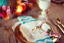 Table Settings/Tablescapes / by the Queen City Style