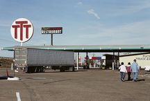 Service Stations, Truck Stops, Repair Garages, and Such / by Spencer Sholly RT(R)(ARRT)