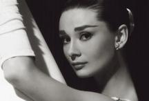 Audrey Hepburn / by Monica Zekulin