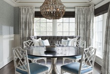 Dining room / by Catherine Bailey