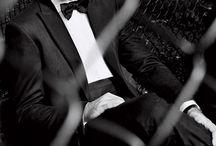 Black Tie / by Cufflinks.com