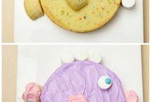 cake ideas / by Lauren Peart
