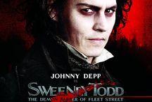 Johnny Depp Movies we have / by Bina Edwards