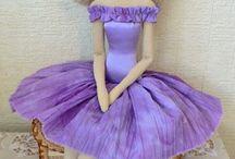 Fabric - Tilda & Dolls / by Lida Tur