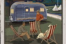 Glamping / by Kathleen Shierk