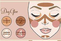 Make up / by Jillian Bowers