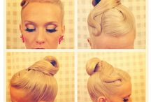 Dance : Competition Hair & Makeup / by Anna Zhu
