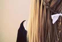 Hairstyles / by Sarah Jackson