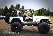 *its a jeep thing...* / by Brittany Cousin