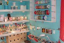 Craft Room / by Kathleen Kennedy Gerardi