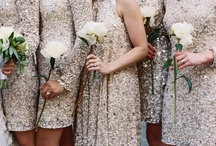 Vintage Glam Bridesmaid Ideas / by Heather Collins