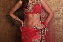 saree india / by ethel picaulima