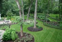 Garden ideas / by Heather Braman
