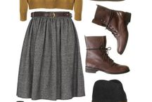 Fall outfits / by Shayla Curtis