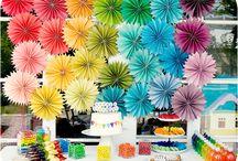 Party Party! / by Rhema Georgiadis