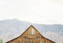 Outdoor & Barn Wedding / by Rebecca Stanley