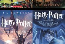 Harry Potter Love / by Mindy Grote