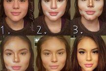 Make-up / by Samantha Lesko