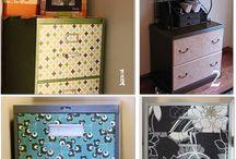 Paper Organization / by Rebecca Berchenbriter
