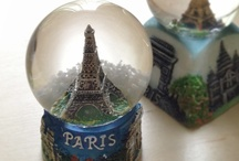 Snow Globes / by Mie Ohhashi