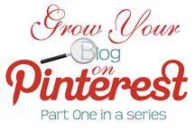Learn: Pinterest / by Liz Fulcher