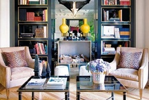Living Rooms / by Rachel Hardin