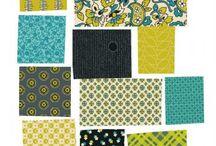 Fabric Love / by Kristen Danis