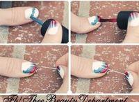 nails / by Kristine Cordy