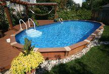 Pool / by Sam-Heidi Ragsdale