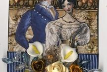 Jane Austen Inspired Art / by Laura Carson