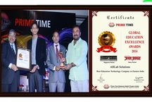 Best Educational Technology Company in Eastern India / ABLab Solutions has been awarded as Best Educational Technology Company in Eastern India- Global Education Excellence Awards 2014. / by ABLab Solutions
