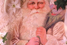 Yes Virginia, there is a Santa Claus / by Mary Holland