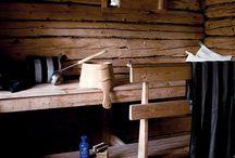 Sauna / traditional Finnish sauna     / by Amanda Watkins