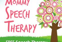 Speech Therapy / Speech Therapy for Kiddos / by Regina Stanmar