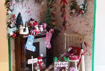 Miniature Christmas / by Sim Lory