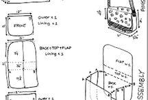 Bags/Purses/Wallet Patterns Ideas / by Jennifer Lambert