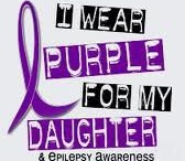 Epilepsy Awareness / by Dedee Cline