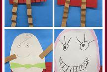 Preschool Rhyme / by Tara Herrera