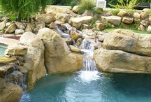 Pool idea's.....some day?!?! / by Teresa Kline Stroup