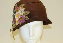 Vintage Hats / by Azalea & Rosebud Knits