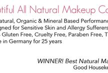 Natural make up brands and sites / by Sarah Carleton
