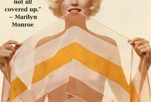 Marilyn Monroe  / by Janis Adato