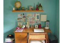 decorating with maps and globes / by Rosemary Deburgo
