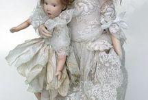 Dolls / by Cynde Tagg
