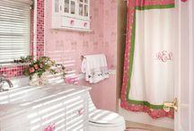 Girls bath / by Nicole Svor Howard