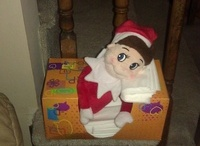 Elf on the Shelf / by Gina Wagner